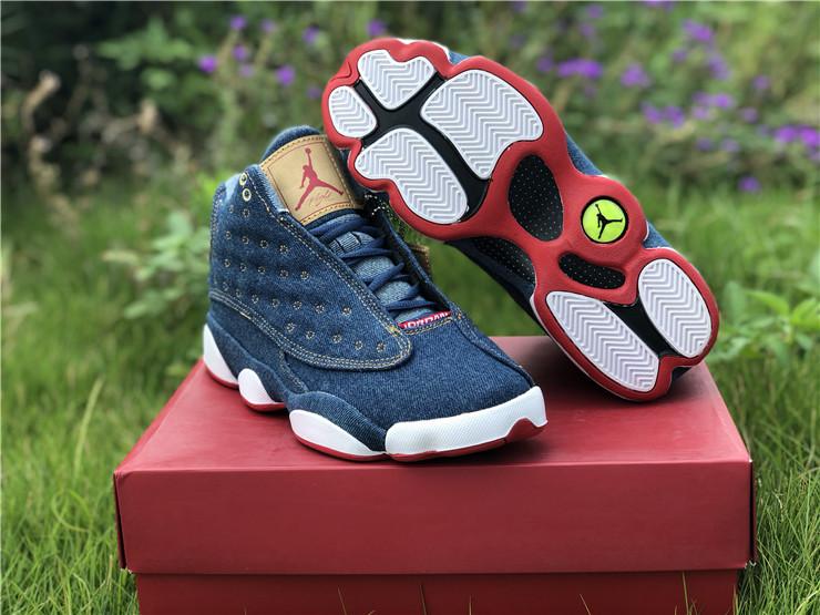 best value 373a2 1f5a5 Authentic Levi's x Air Jordan 13 - SirSneaker.cn