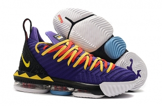 Nike Lebron James 16 Basketball Shoes-019