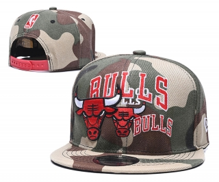 NBA Chicago Bulls Adjustable Hat XLH 241