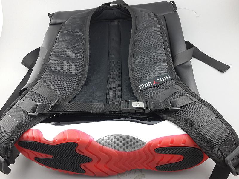 198e87290a0d Super Max Perfect Jordan XI Bred Backpack - SirSneaker.cn