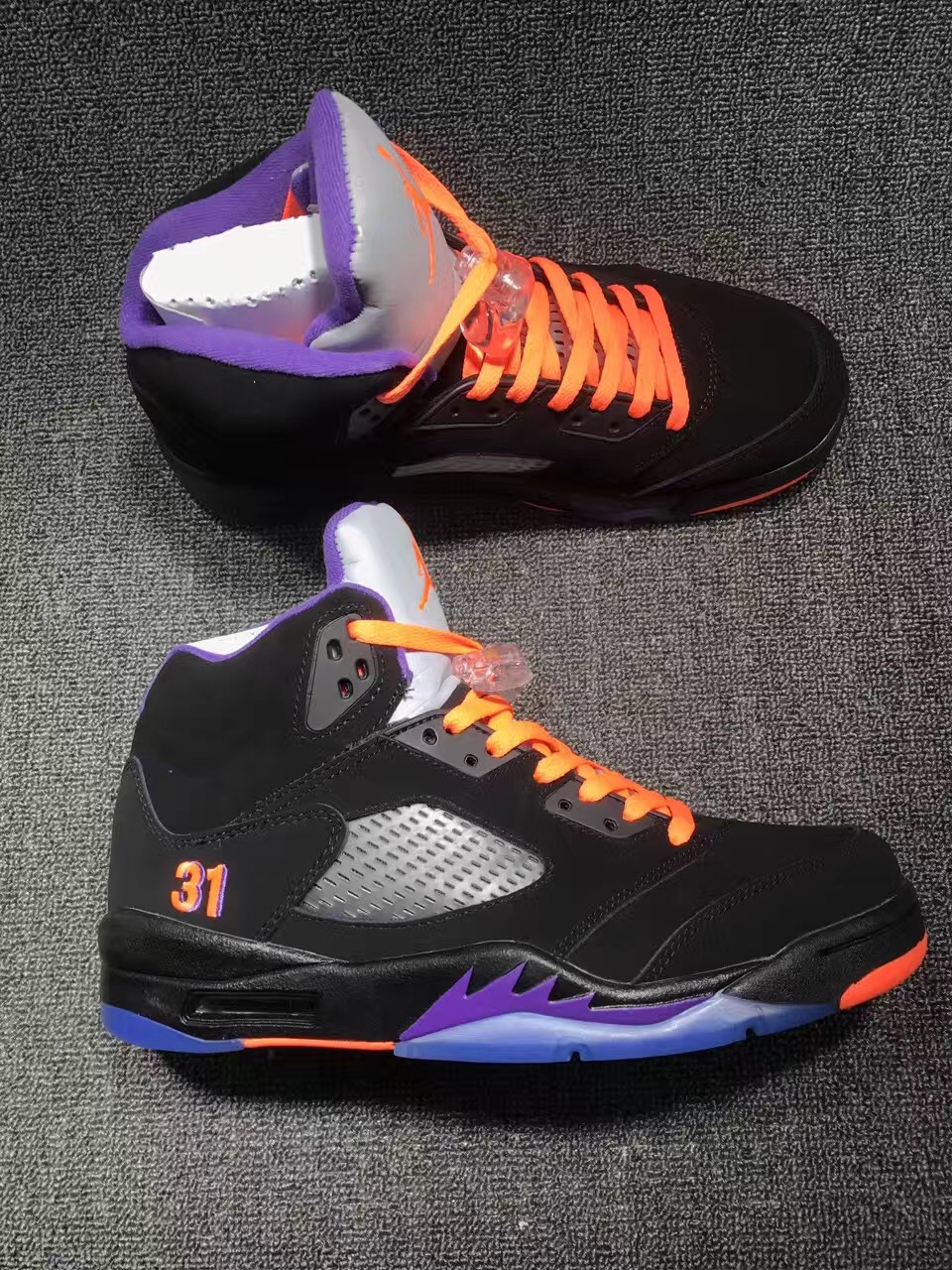 Authentic Air Jordan 5 Shawn Marion PE - SirSneaker.cn 861a554bf