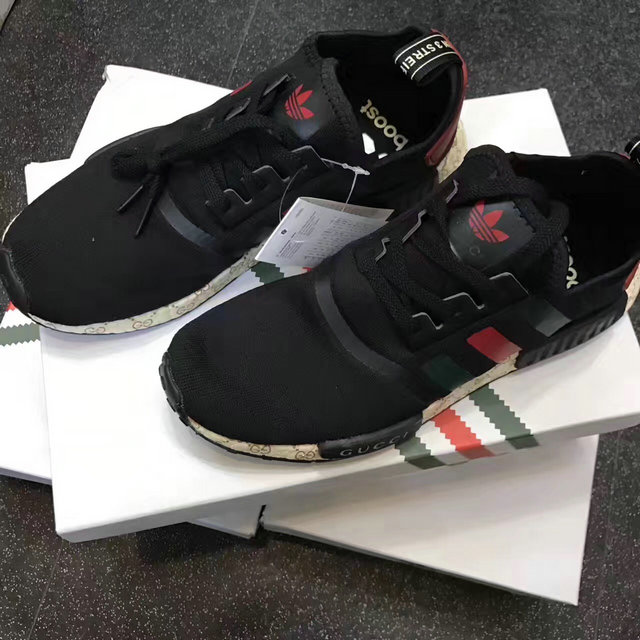 Authentic Adidas NMD R1 Boost X Gucci SirSneaker.cn