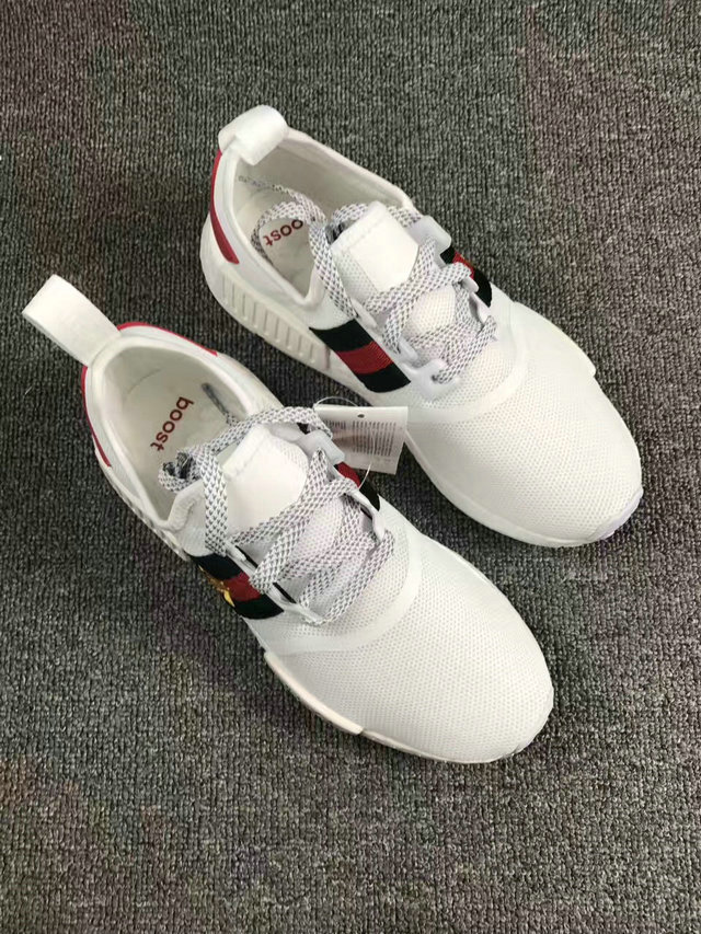 Authentic Gucci x Adidas boost NMD SirSneaker.cn