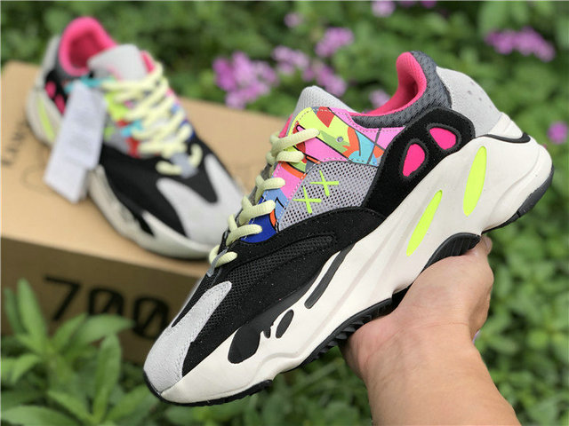 c7182ba481346 Authentic Kaws x Adidas Yeezy Wave Runner 700 Boost - SirSneaker.cn